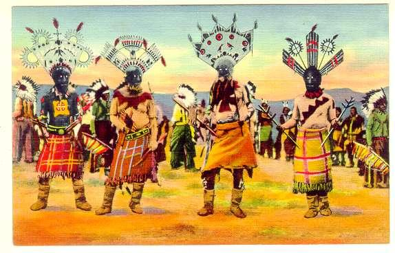Native americans by simya steele thinglink for White mountain apache game and fish